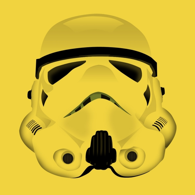 stormtrooper yellow