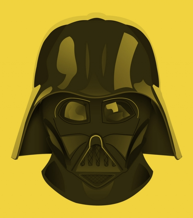 darthie yellow